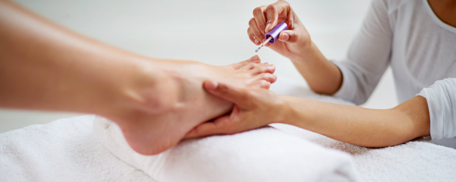 All Beauty Treatments pedicure